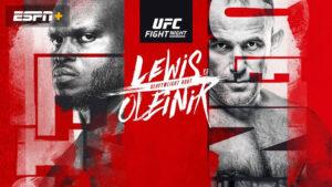 UFC on ESPN+ 32