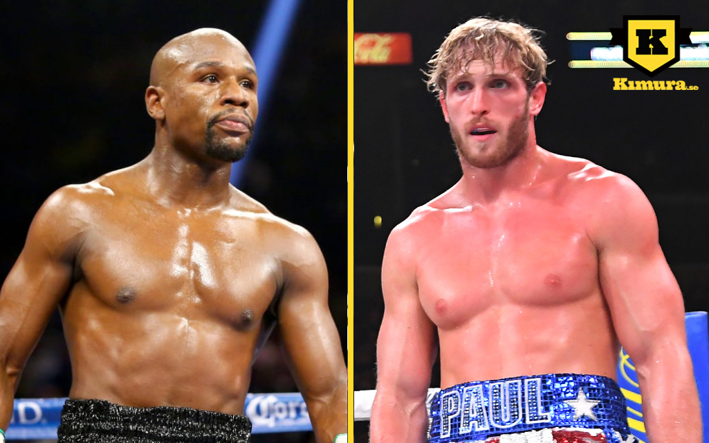 Floyd Mayweather Jr. vs. Logan Paul