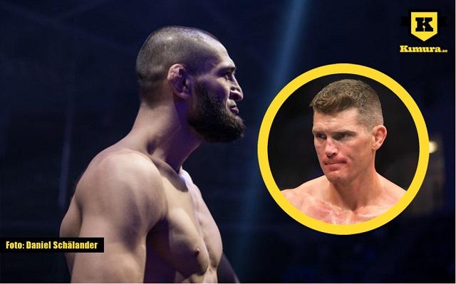 Khamzat Chimaev vs Stephen Thompson