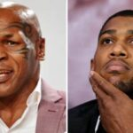 Mike Tyson, Anthony Joshua