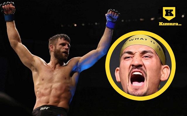 Max Holloway Calvin Kattar UFC
