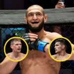 Chris Weidman Stephen Thompson Khamzat Chimaev