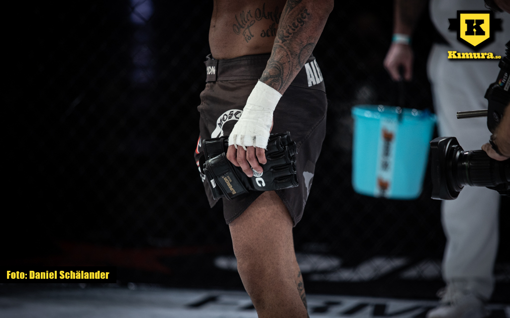 Amilcar Alves har tagit av sina handskar för sista gången