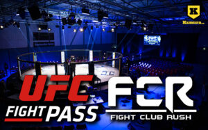 Fight Club Rush sänds på UFC Fight Pass