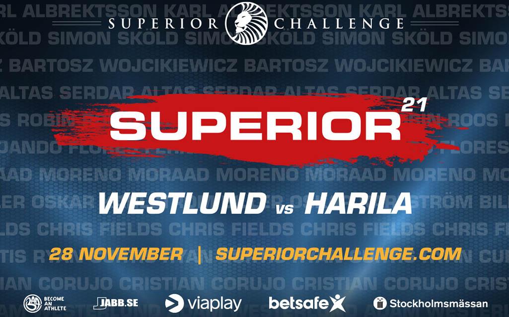 Superior Challenge 21 Banner Bild