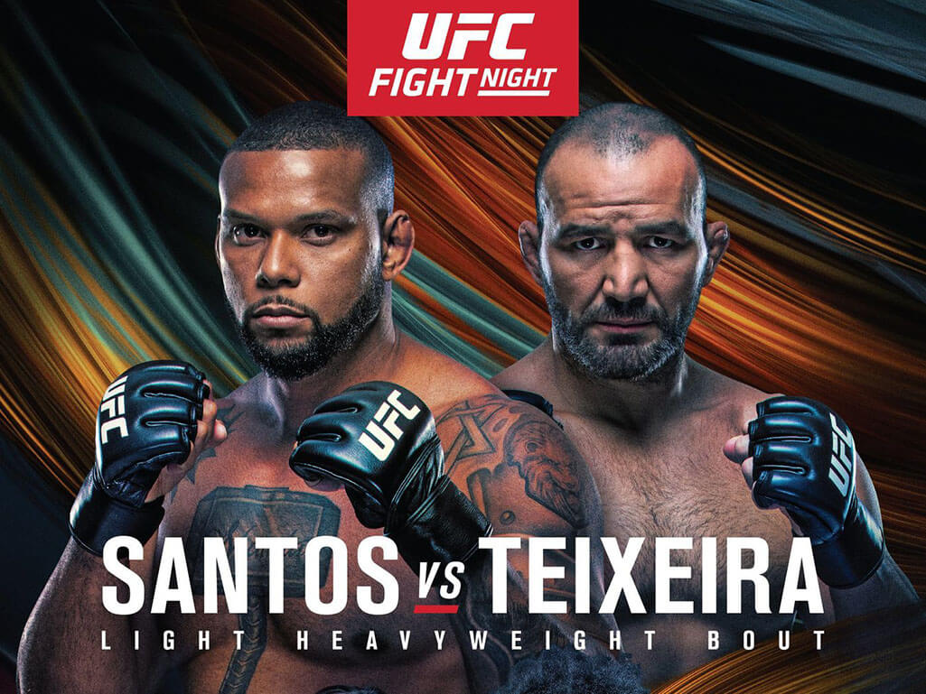 UFC Vegas 13 matchkort