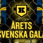 Kimurapriset - Nomineringarna för årets bästa gala 2020