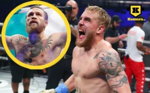 Conor McGregor, Jake Paul