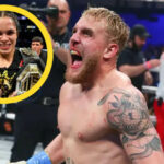 Jake Paul vs Amanda Nunes