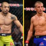 Jose Aldo vs TJ Dillashaw