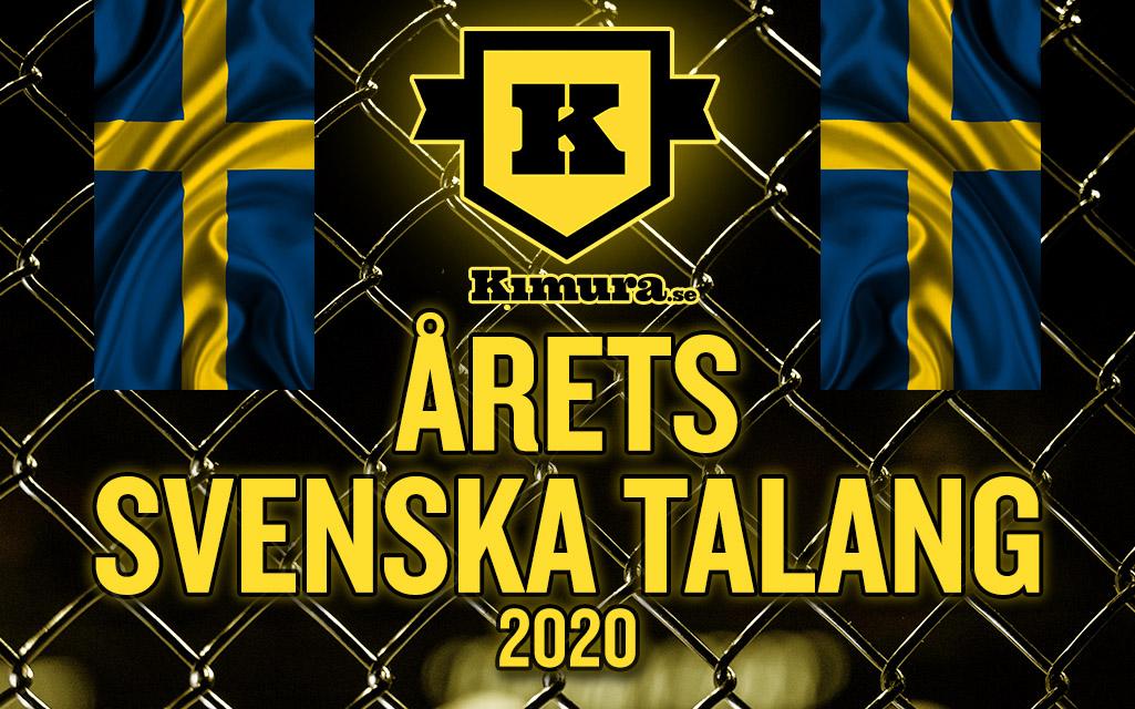 Årets Svenska Talang 2020 Nomineringar