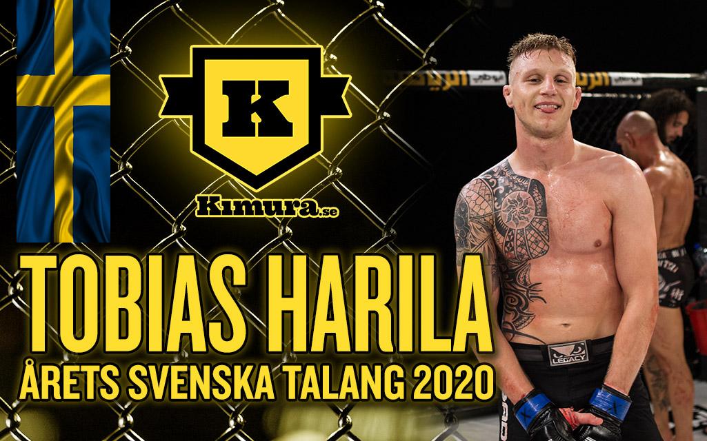 Tobias Harila Vinner Årets Svenska Talang 2020