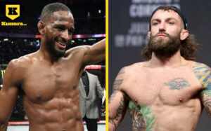 UFC Neil Magny vs Michael Chiesa