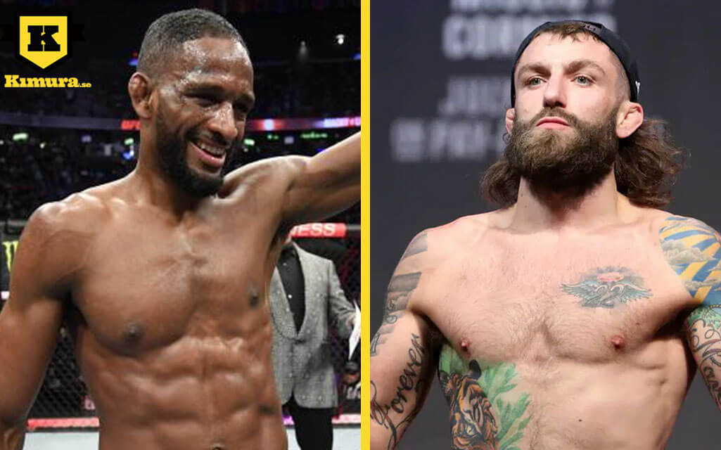 UFC Neil Magny vs Michael Chiesa