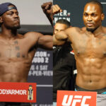 Kevin Holland vs Derek Brunson