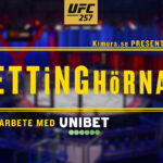 Bettinghörnan UFC 257