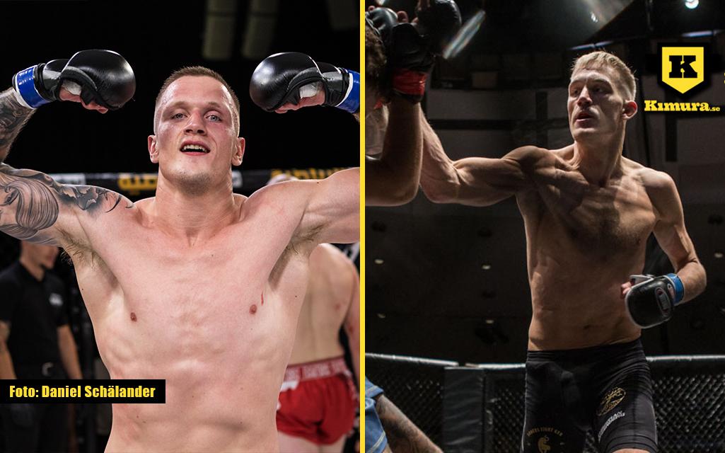 Alexander Lindgren och Christian Stigenberg