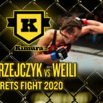 Joanna Jędrzejczyk vs. Zhang Weili vinner Årets Fight 2020