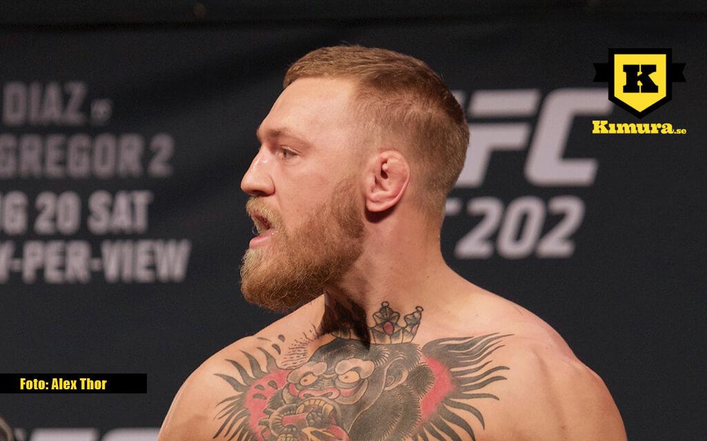 Conor McGregor i UFC
