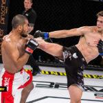 David Jacobsson sparkar i match på Brave 38