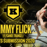 Jimmy Flick vinner Årets Submission 2020