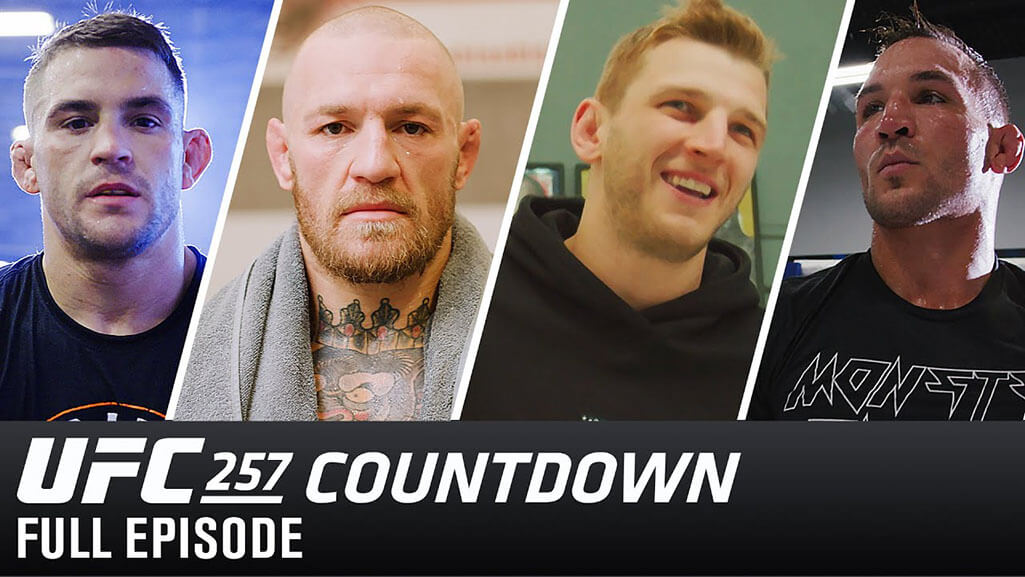 UFC 257 Countdown Full Episode