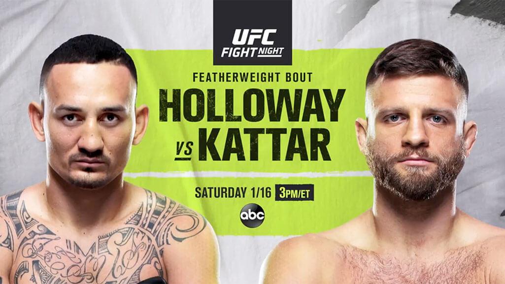 UFC Fight Island 7