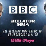 Bellator och BBC inleder partnerskap