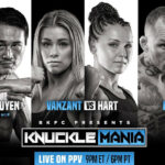 Bare Knuckle FC KNUCKLEMANIA