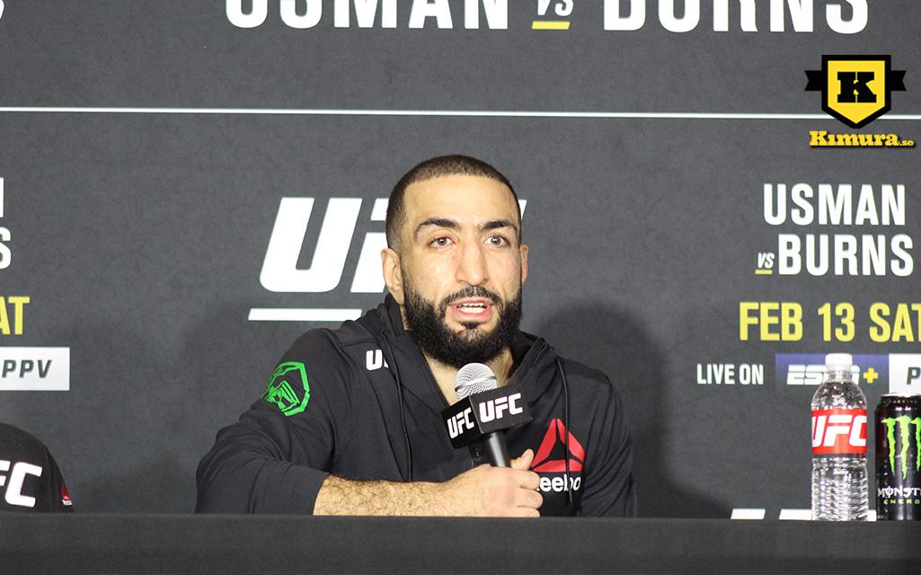 Belal Muhammad UFC 258