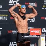 Gilbert Burns väger in på UFC 258