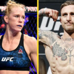 Holly Holm Gregor Gillespie UFC