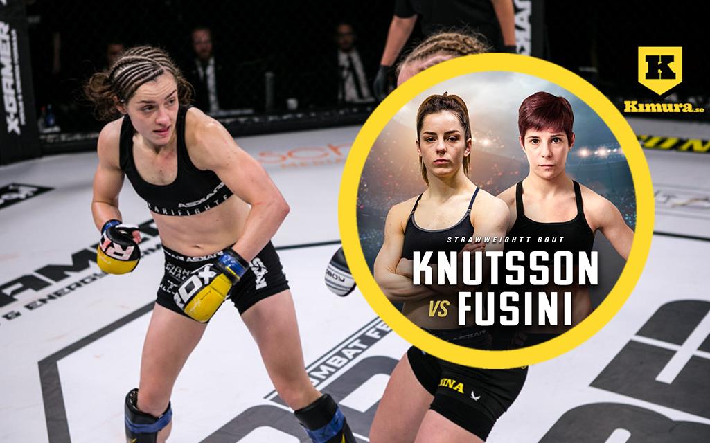 Josefine Lindgren och Adriana Fusini
