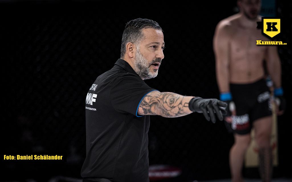 Kevin Sataki på Superior Challenge 21