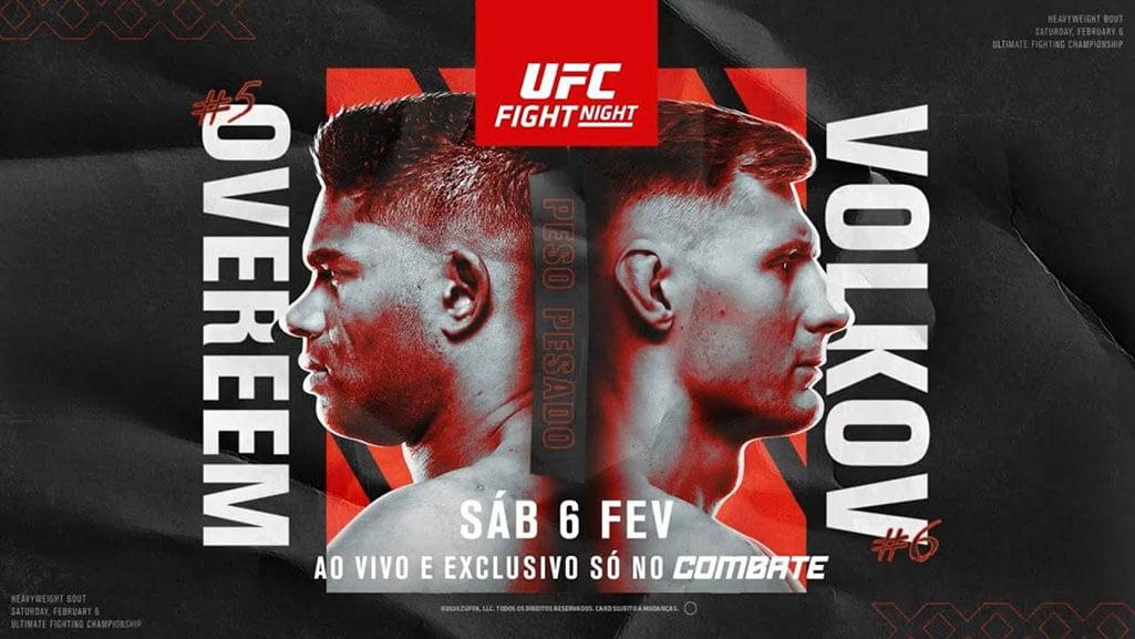 UFC Vegas 18 poster