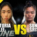 Victoria Lee och Sunisa Srisen
