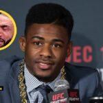 Aljamain Sterling Ögonpetning