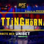 Bettinghörnan UFC 259