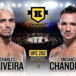 Charles Oliveria vs. Michael Chandler till UFC 262