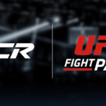 Fight Club Rush och UFC Fight Pass loggor