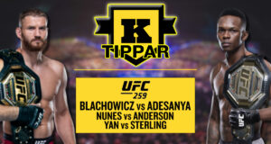 Kimura tippar UFC 259 header