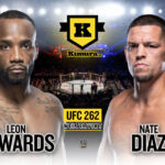 Leon Edwards vs. Nate Diaz till UFC 262