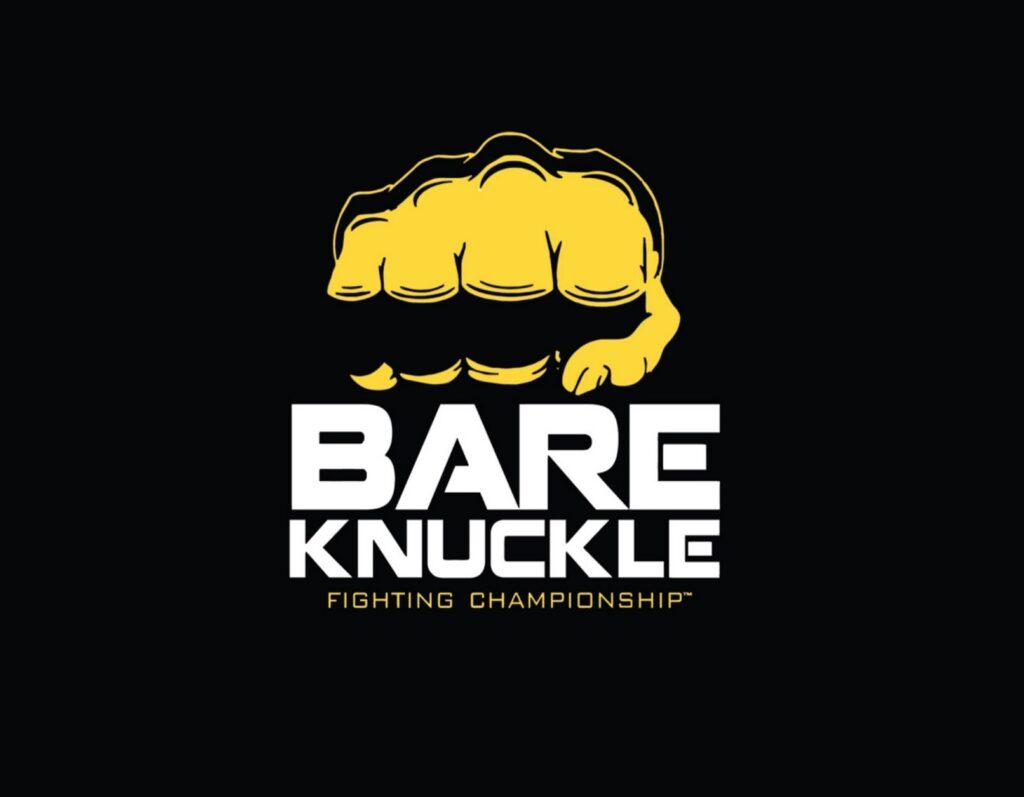 Logga för Bare Knuckle Fighting Championship