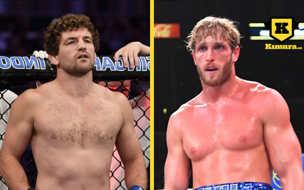 Ben Askren Logan Paul