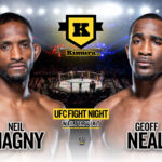 Neil Magnu vs. Geoff Neal till den 8 maj