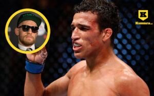Charles Oliveira Conor McGregor