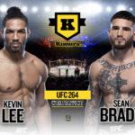 Kevin Lee vs Sean Brady