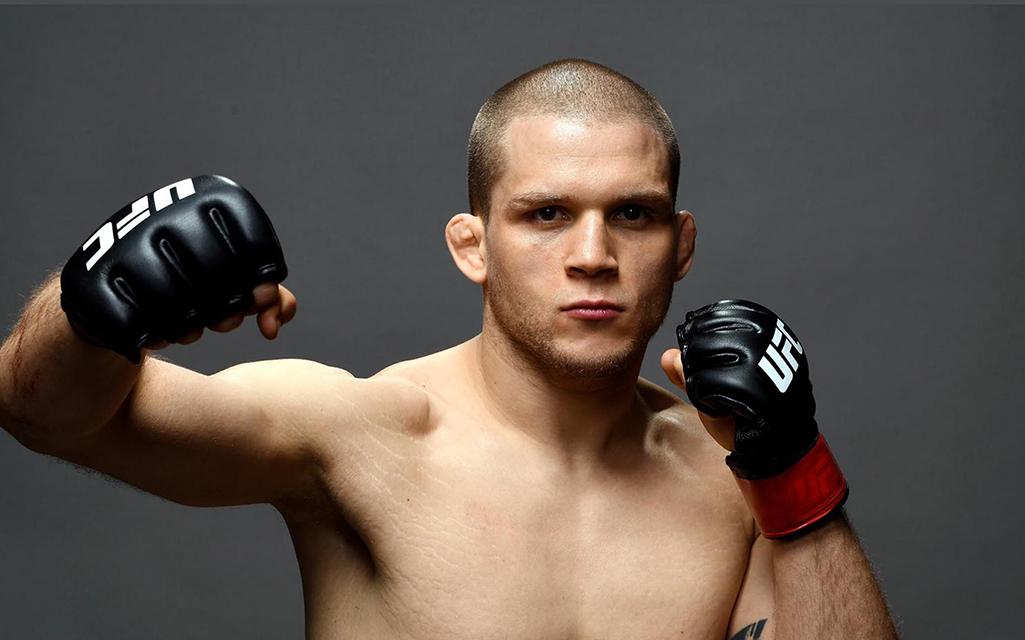 Alex Morono i UFC