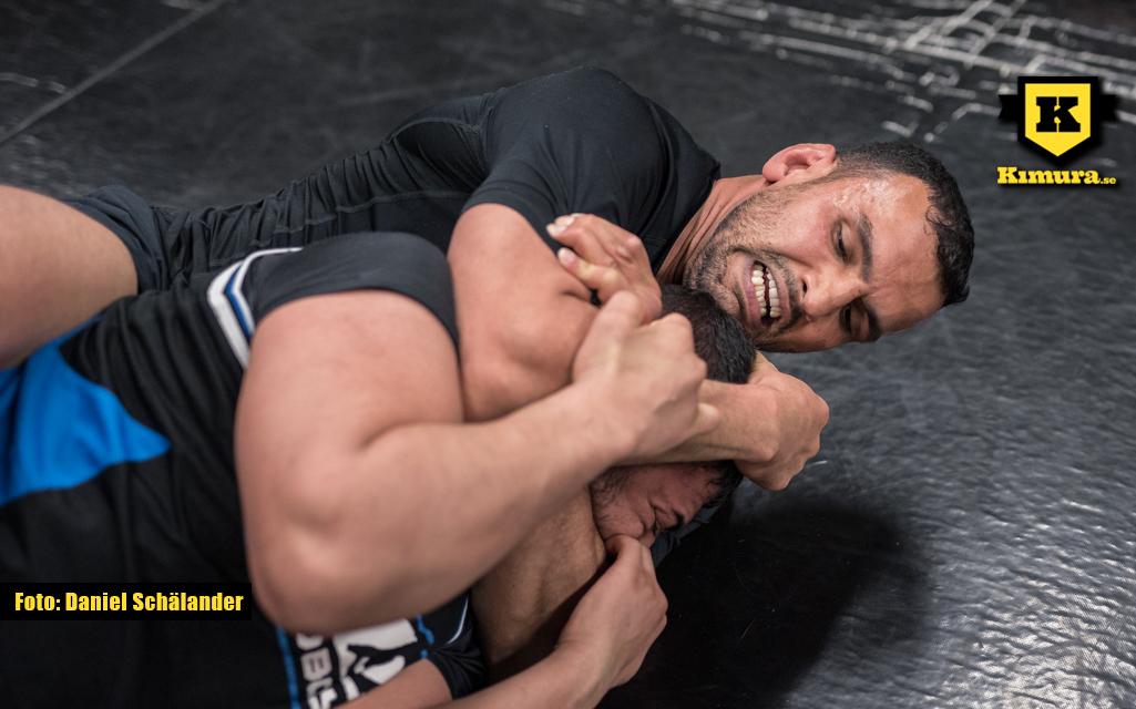 Sahil Siraj sätter stryp på träning
