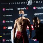 Niko Skonbäck väger in på Superior Challenge 22